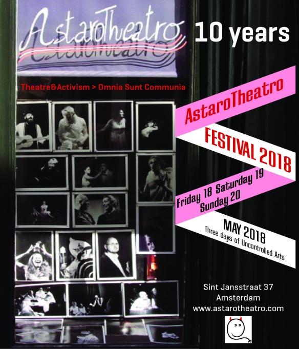 AstaroTheatro 10 years festival