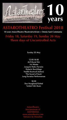 Sunday 20 May Program