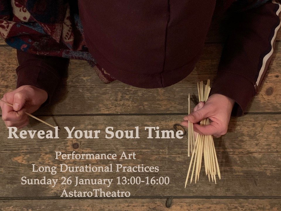 Reveal Your Soul Time